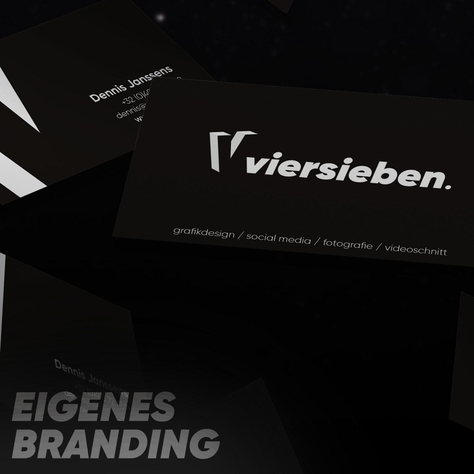 viersieben Branding